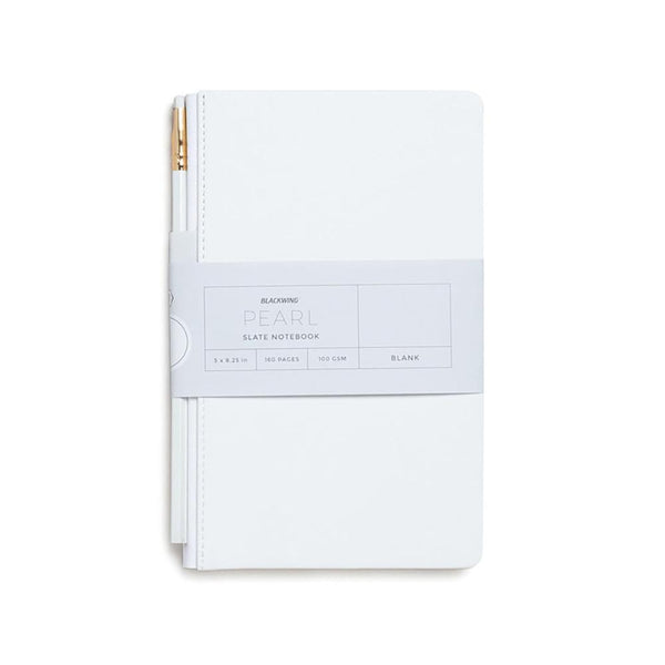 BLACKWING - PEARL SLATE NOTEBOOK - BLANK