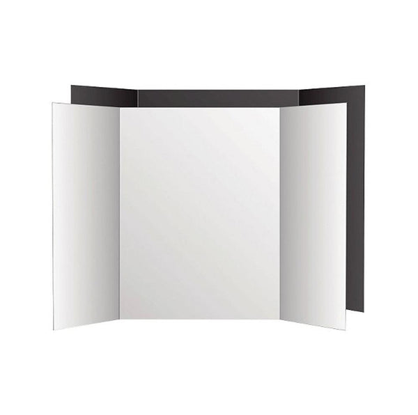 Jasart Tri Fold Presentation 5mm Foamboard - Bulk Buy 20 Boards