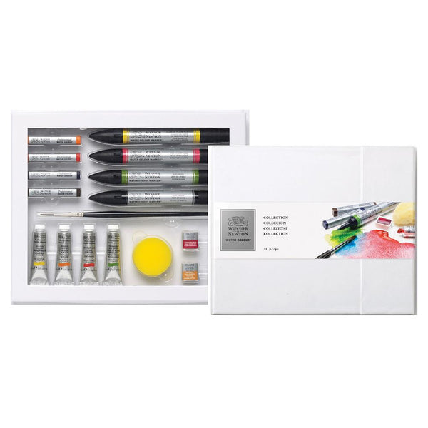 Winsor & Newton Professional Water Colour Collection Set