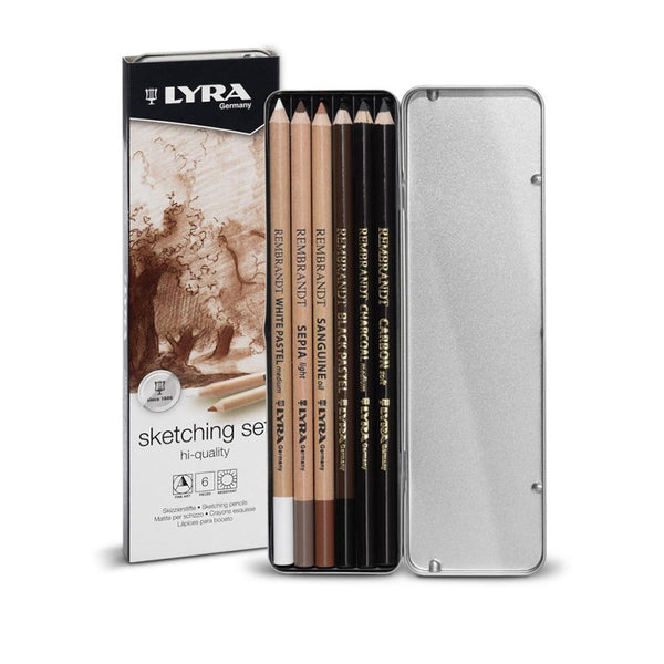 Lyra Rembrandt Sketching Set Basic