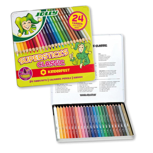 Jolly Superstick Classic Pencil Sets