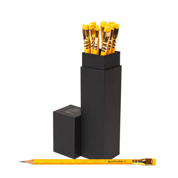 BLACKWING - GRAPHITE PENCILS - PACK OF 12 - VOLUME 3
