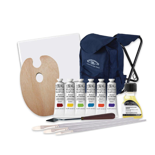 Winsor & Newton Wayfarer Artists' Oil Colour Gift Set