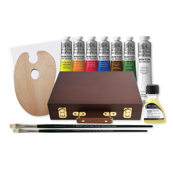 Winsor & Newton Wayfarer Winton Colour Gift Set