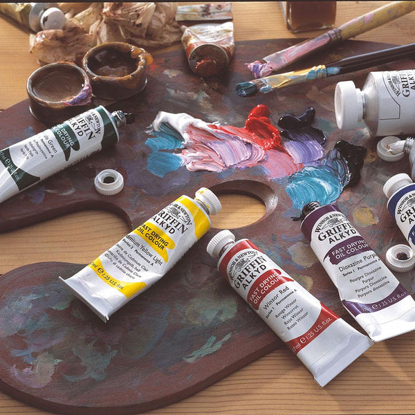 Winsor & Newton Griffin Alkyd Oil Colour