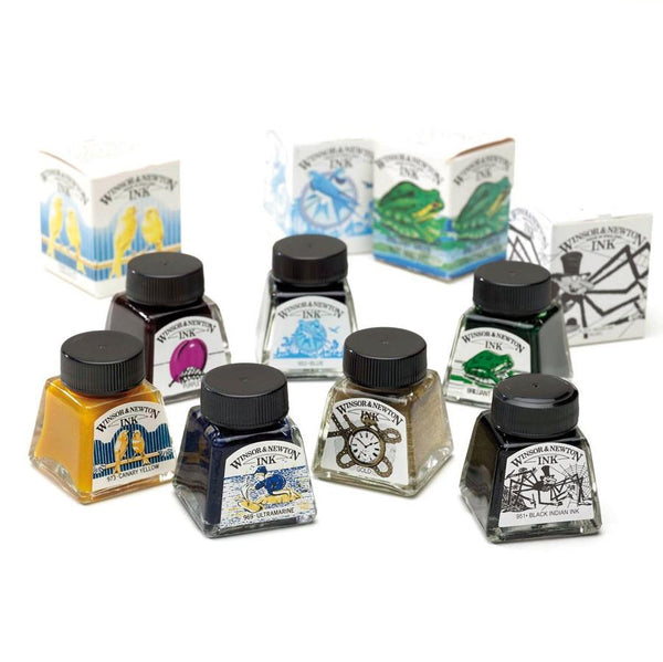 Winsor & Newton Drawing Inks 14ml