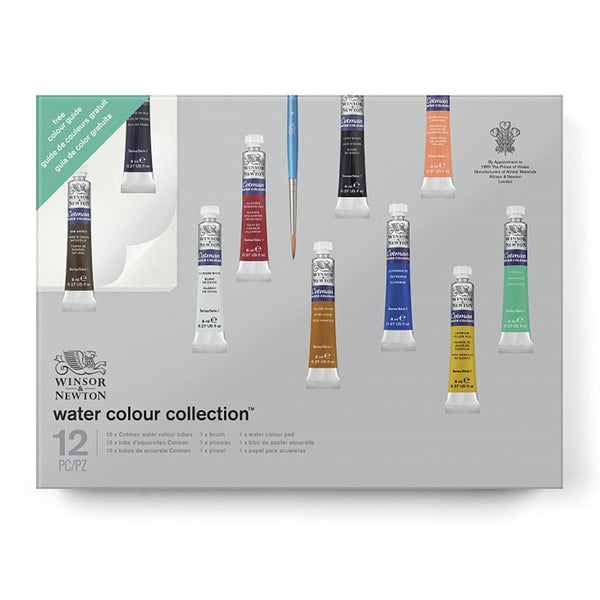 Winsor & Newton Cotman Water Colour Gift Collection