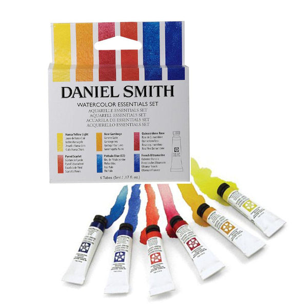 DANIEL SMITH Essentials Watercolour Set