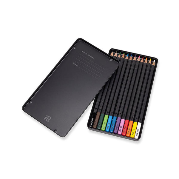 MOLESKINE - WATER COLOUR PENCIL - SET OF 12
