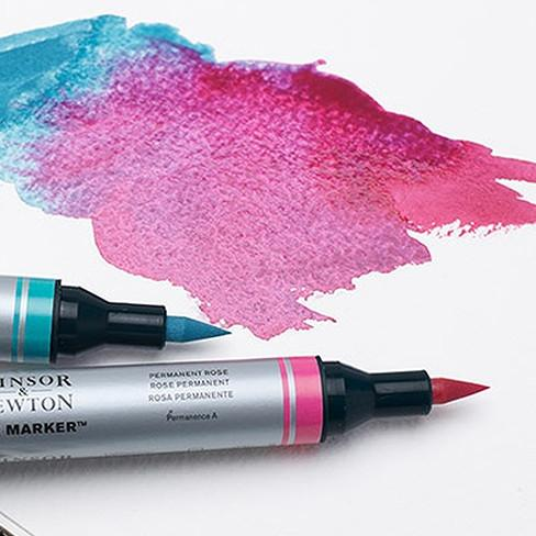 Winsor & Newton WATER COLOUR MARKERS