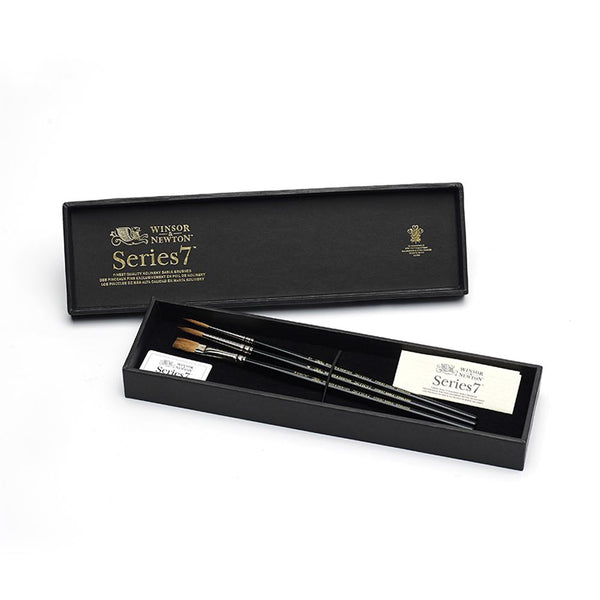 Winsor & Newton Series 7 Brush Set