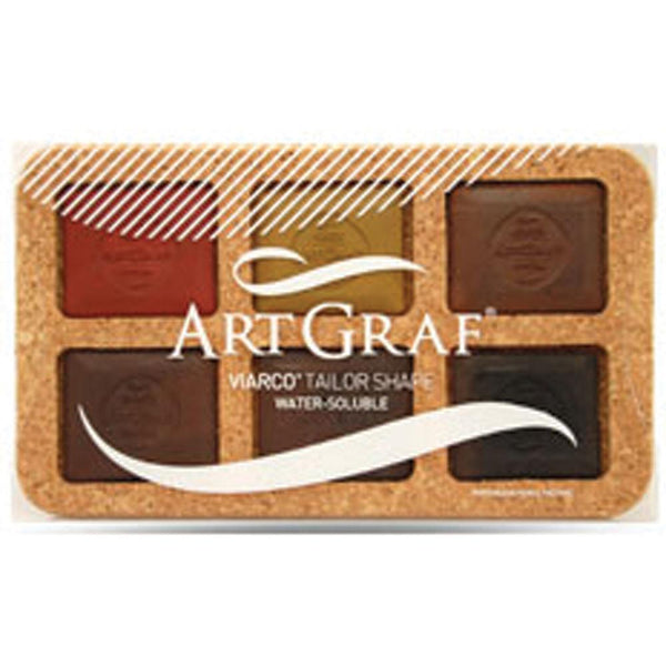 ARTGRAF Tailor Earth Tones Set