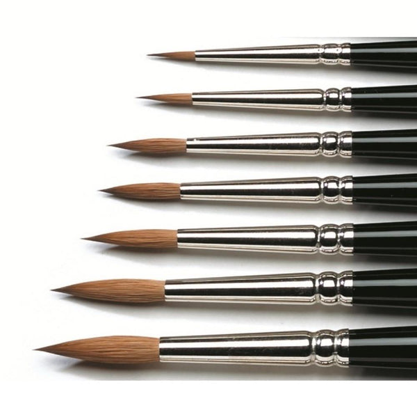 Winsor & Newton Series 7 Sable Brushes