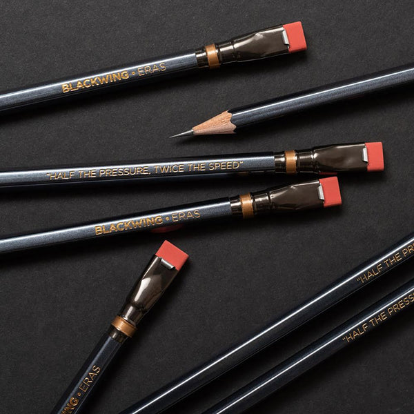 BLACKWING - SPECIAL EDITION GRAPHITE PENCILS - ERAS