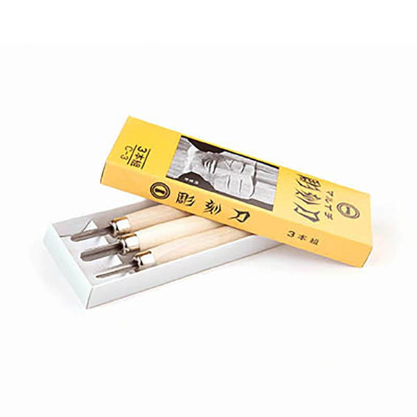 Lino Tools – 3 piece