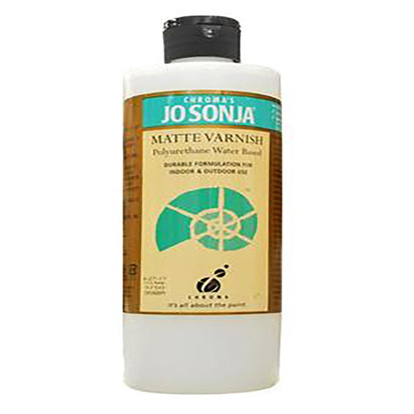 Jo Sonja Matte Varnish - 250ml