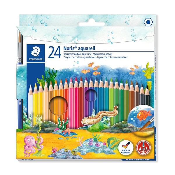 Staedtler Noris Aquarell Watercolour Pencils