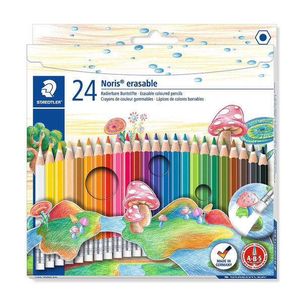 Staedtler Noris Erasable Pencils