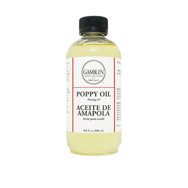 Gamblin Poppy Oil - 250ml