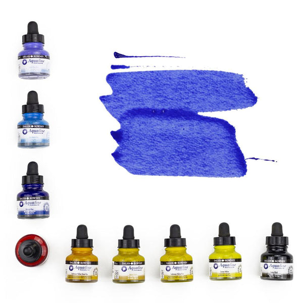 Daler-Rowney Aquafine Watercolour Ink