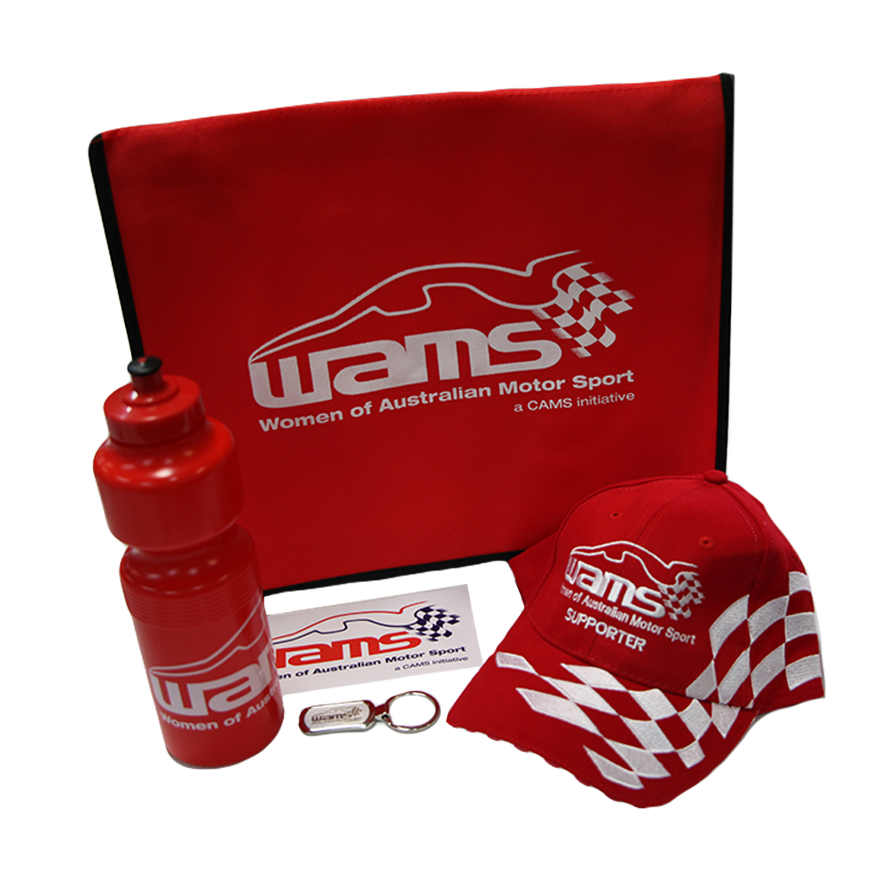 WAMS Supporter Pack