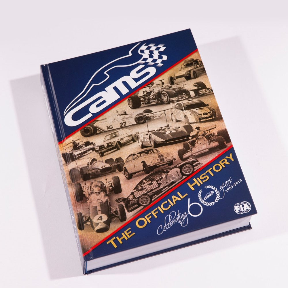 CAMS 60 Year History Book