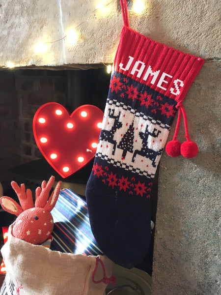 Personalised Stocking