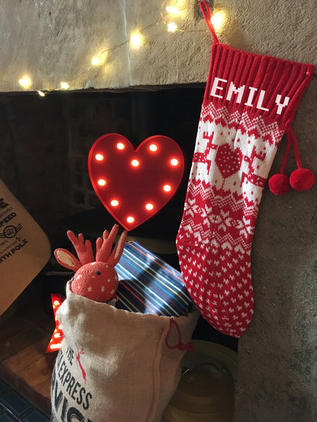 Personalised Stocking (Store Pickup only)