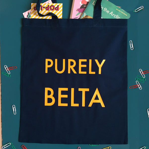 Purely Belta Tote