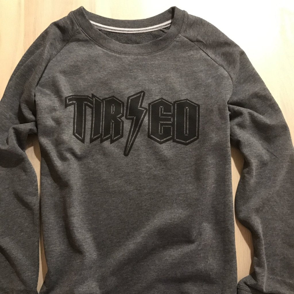 AC/DC - Tired Sweatshirt