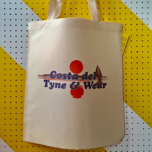 Costa Del Tyne & Wear Tote