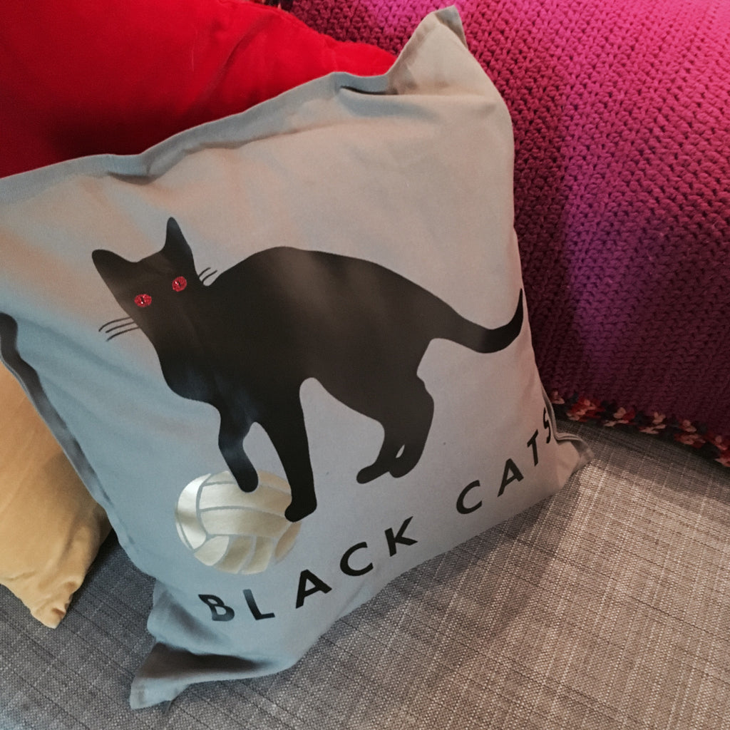 Sunderland Black Cats Cushion