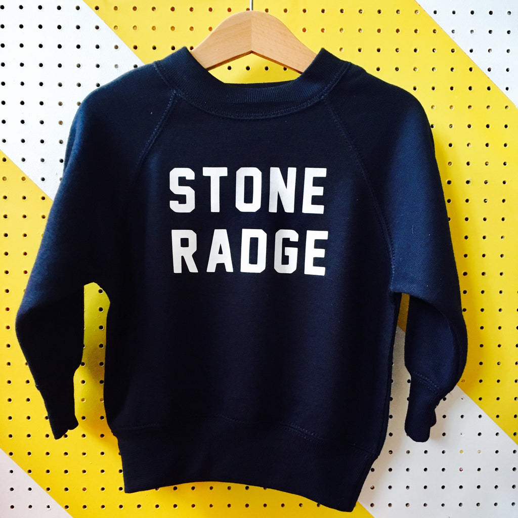 Stone Radge Sweatshirt