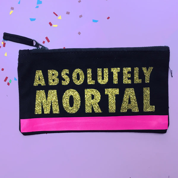 Absolutely Mortal Emergency Purse