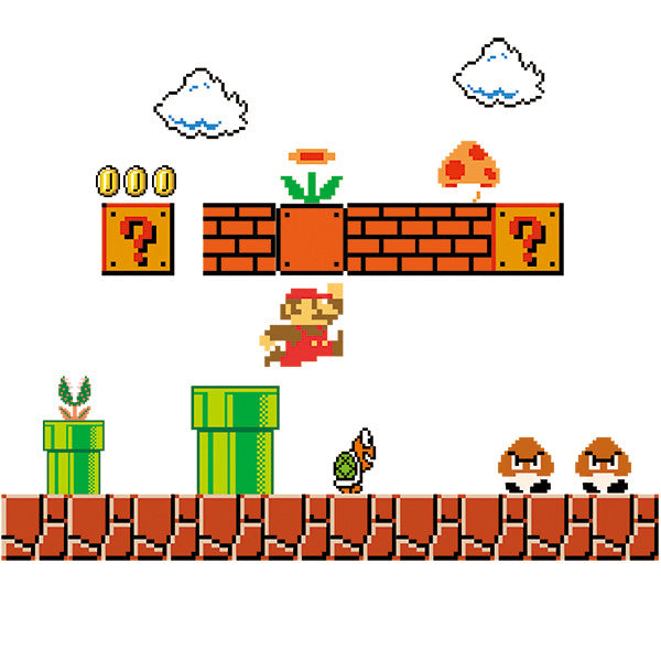 Build Super Mario Room With $10
