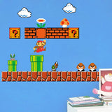 Super Mario Wall Stickers - Small Things Store