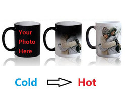 Design Your Own Heat Changing Mug - Small Things Store