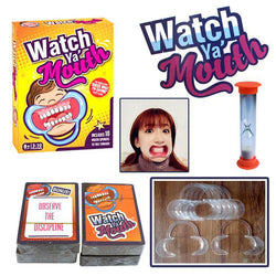 Watch Your Mouth Game - Small Things Store
