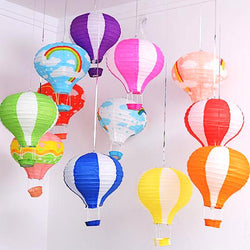 Hot Air Balloon Lamp - Small Things Store