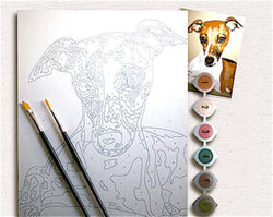 Personalized Paint By Numbers Kit