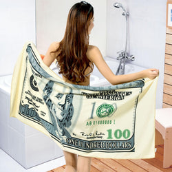 Dollar Bill Towels