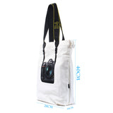 Camera Grocery Totes - Small Things Store