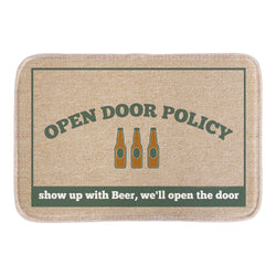 Open Policy Doormat