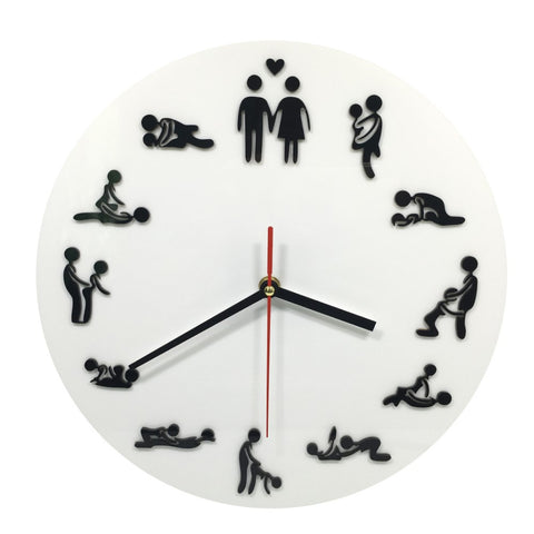 Sex Position Clock - Small Things Store