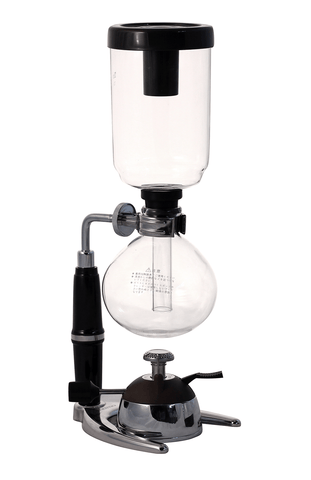 Syphon with Micro Gas Burner