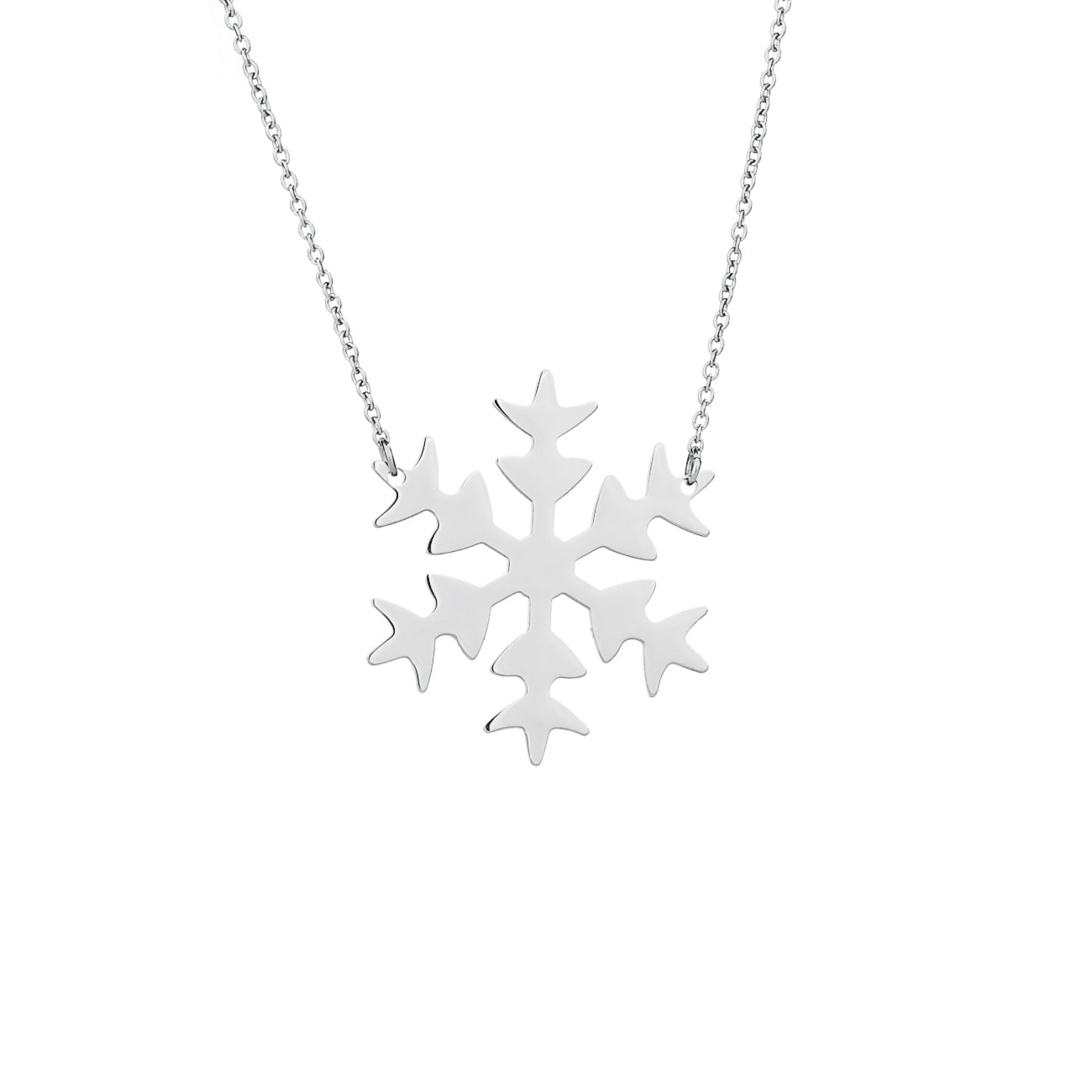 Snowflake by Necklesse.com