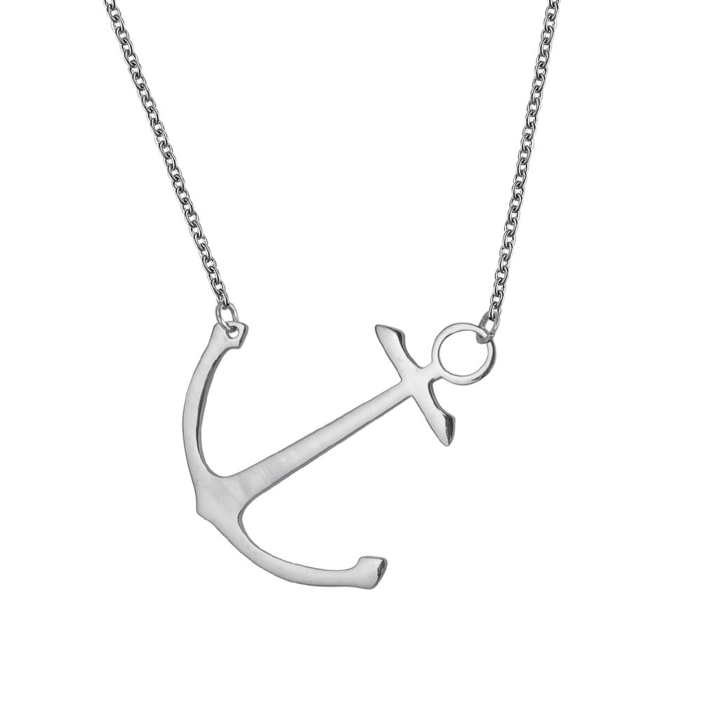 Anchor Hope by Necklesse.com