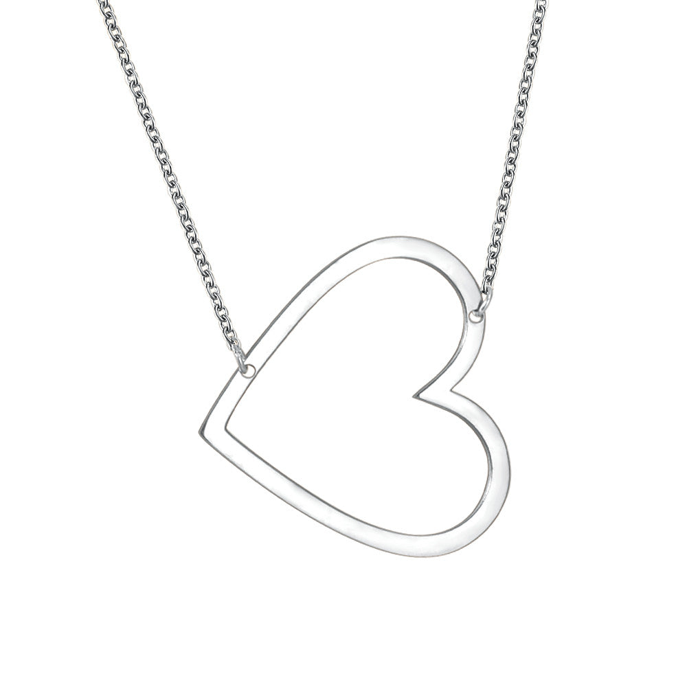 Lovely Heart by Necklesse.com