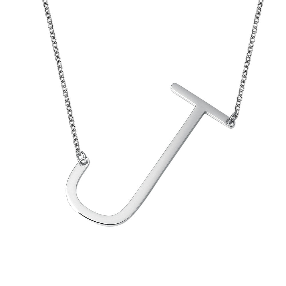 Big Letter by Necklesse.com