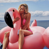 150CM Giant Pink Flamingo Floatie